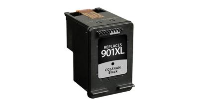 HP901XL CC654AN ---BLACK (Item#1523)... (INK REFILL)